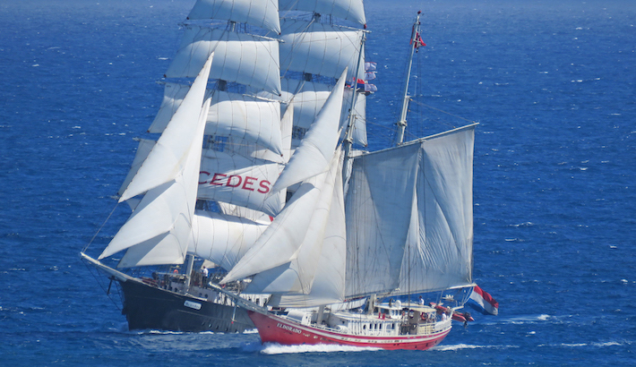 Tall Ship Experience & Schooner Sailaway
