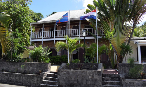 The Old Gin House Statia