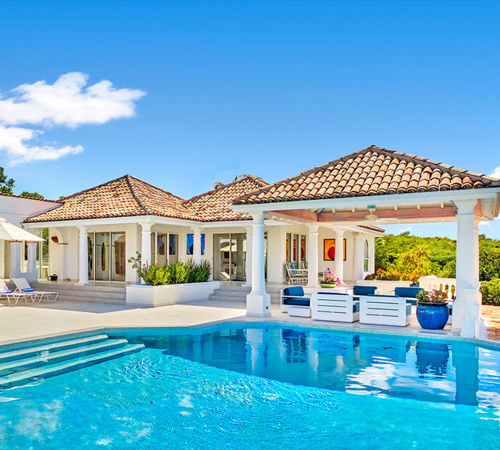 Luxury Villa Rental St Martin
