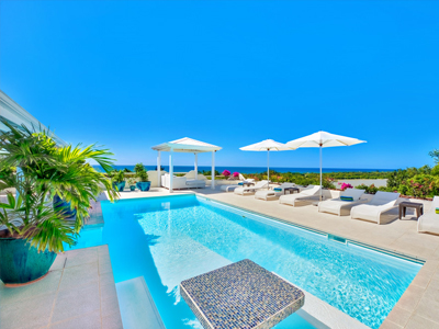 St Martin Luxury Villa Long Bay 18