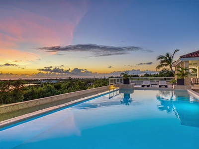 St Martin Luxury Villa Long Bay 22