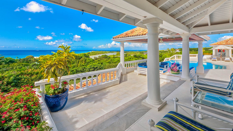 St Martin Luxury Villa Rental