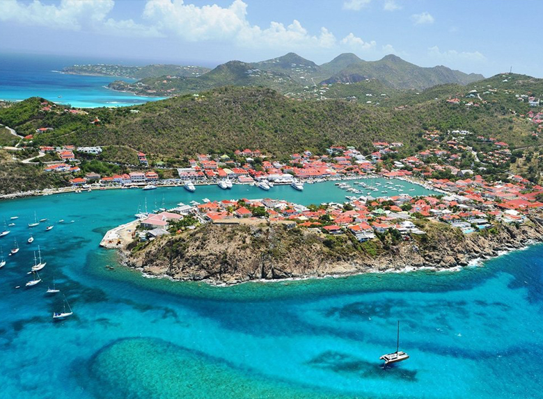 Day Trip to St Barth from St Maarten