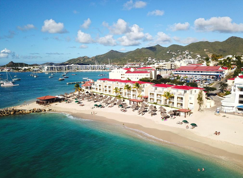 St Maarten Places to Stay