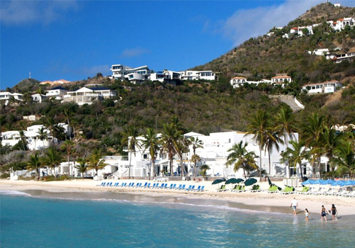Dawn Beach Villa St Martin