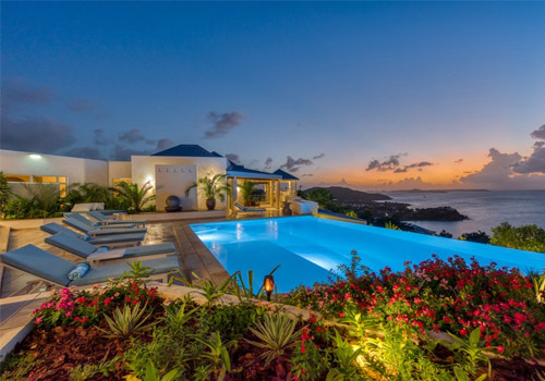 Happy Bay 5 St Martin Villa