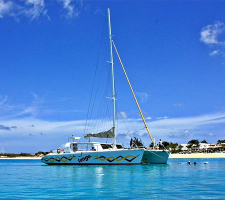 Sailing Day Trips from St Maarten