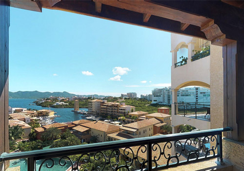 Cupecoy 2 Bedroom Vacation Condo Rental St Maarten