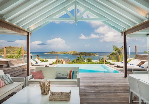 Cul de Sac St Martin Dream Villa