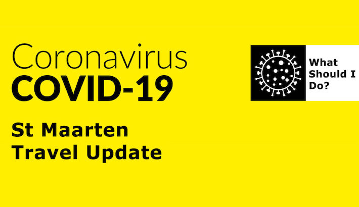 St Maarten Corona Virus and COVID Entry Requirements