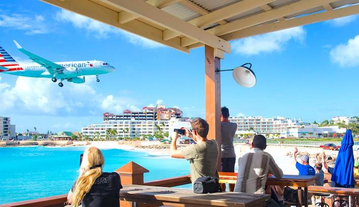 St Maarten SXM Airport Flight Arrivals and Departures
