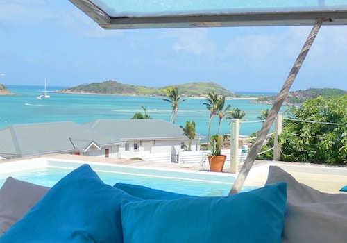 VILLA BLUE ANCHOR St Martin Rental