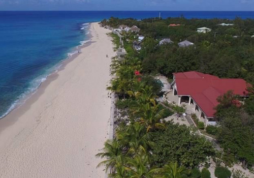 Long Bay Beach Villa St Martin