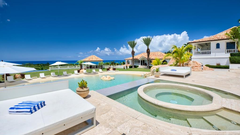 Villa Sandyline St Martin Luxury Rental