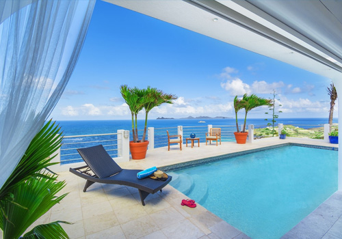 Villa Vista ST Maarten Luxury Vacation Rental