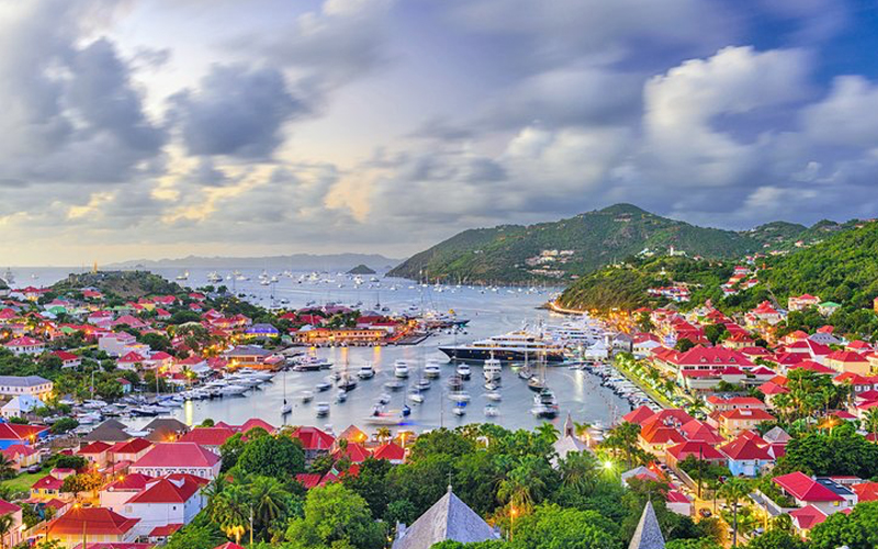 St Barts Boat Charters from St Maarten